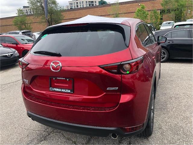 2019 Mazda CX-5 GT w/Turbo (Stk: 19-411) in Woodbridge - Image 5 of 15
