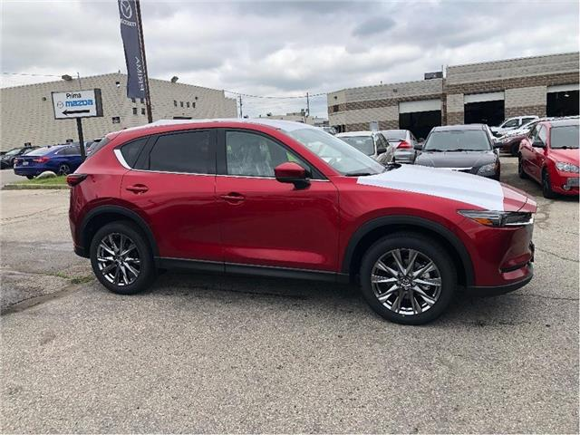 2019 Mazda CX-5 GT w/Turbo (Stk: 19-411) in Woodbridge - Image 6 of 15