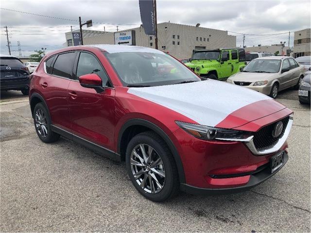 2019 Mazda CX-5 GT w/Turbo (Stk: 19-411) in Woodbridge - Image 7 of 15