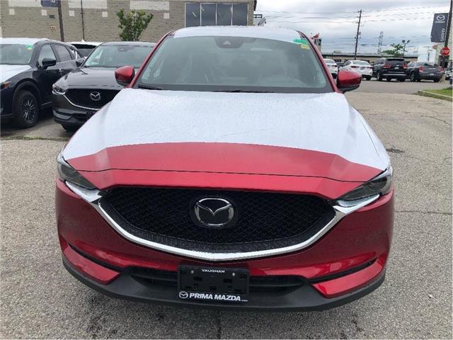 2019 Mazda CX-5 GT w/Turbo (Stk: 19-411) in Woodbridge - Image 8 of 15