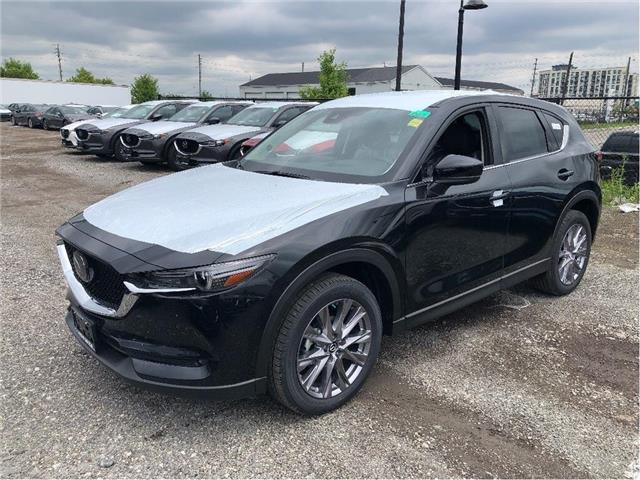 2019 Mazda CX-5 GT (Stk: 19-405) in Woodbridge - Image 1 of 15