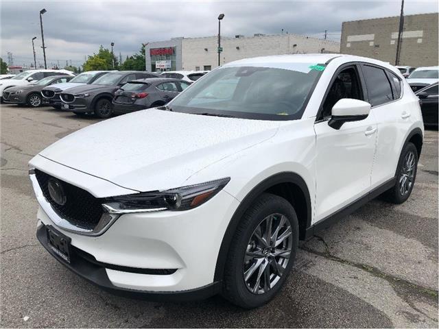 2019 Mazda CX-5 Signature (Stk: 19-414) in Woodbridge - Image 1 of 15