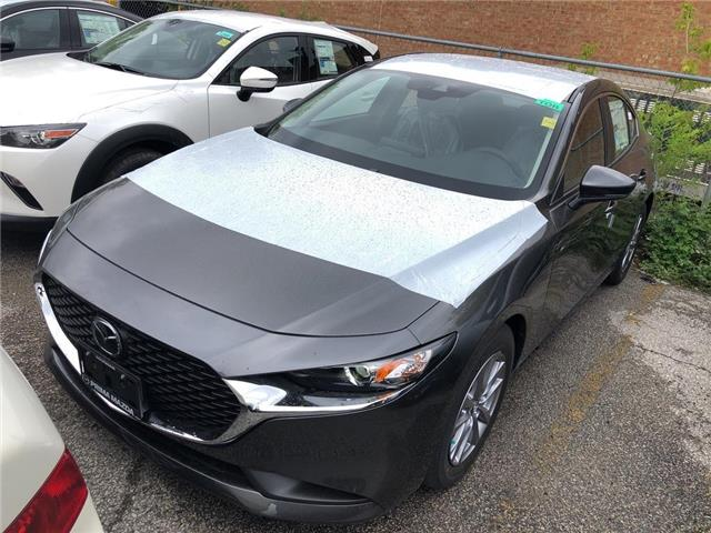 2019 Mazda Mazda3 GS (Stk: 19-407) in Woodbridge - Image 1 of 15