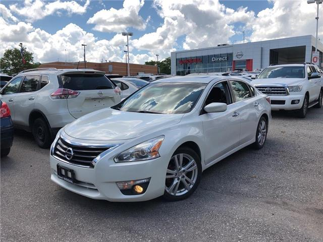 2013 Nissan Altima 3.5 SV (Stk: N3954A) in Mississauga - Image 1 of 18
