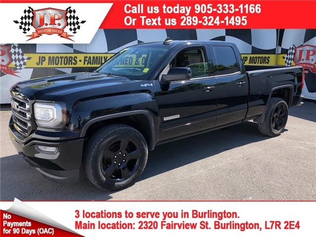2017 GMC Sierra 1500 Base (Stk: 47145) in Burlington - Image 1 of 23