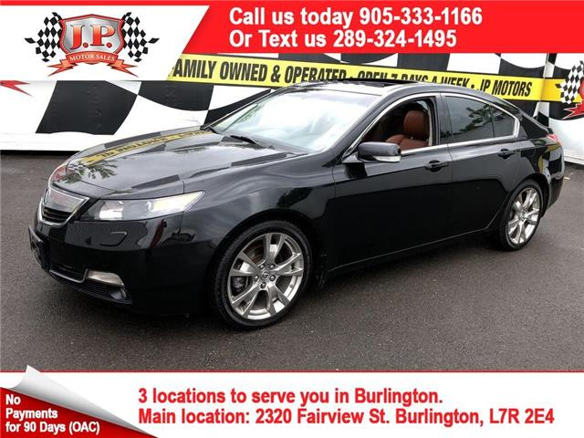 2012 Acura TL Elite (Stk: 47253) in Burlington - Image 1 of 17