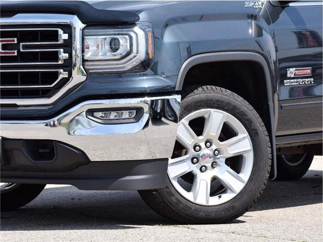 2017 GMC Sierra 1500 SLE/KODIAK/5.3/TRAILR PK/20s/STEPS/G80/NAV (Stk: 312411A) in Milton - Image 8 of 30