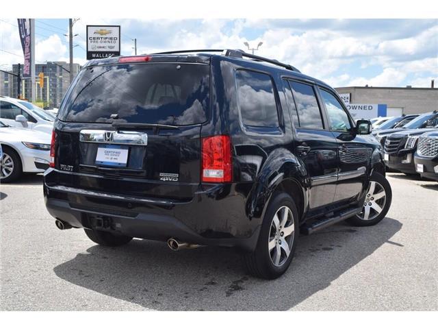 2012 Honda Pilot Touring/4WD/SUNRF/DVD/NAV/HTD LTHR STS/STEPS/ (Stk: PR5092) in Milton - Image 2 of 3