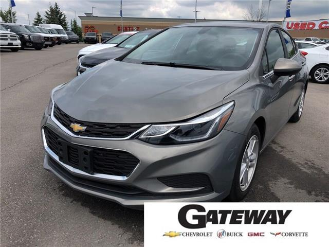 2018 Chevrolet Cruze LT|SUNROOF|REAR SENSOR|BLUETOOTH| (Stk: 04472) in BRAMPTON - Image 1 of 1