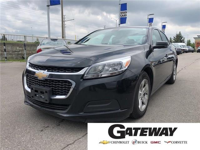 2015 Chevrolet Malibu LS|AUTOMATIC|BLUETOOTH|CRUISE CTRL|TRACTION CTR| (Stk: PW18244A) in BRAMPTON - Image 1 of 10