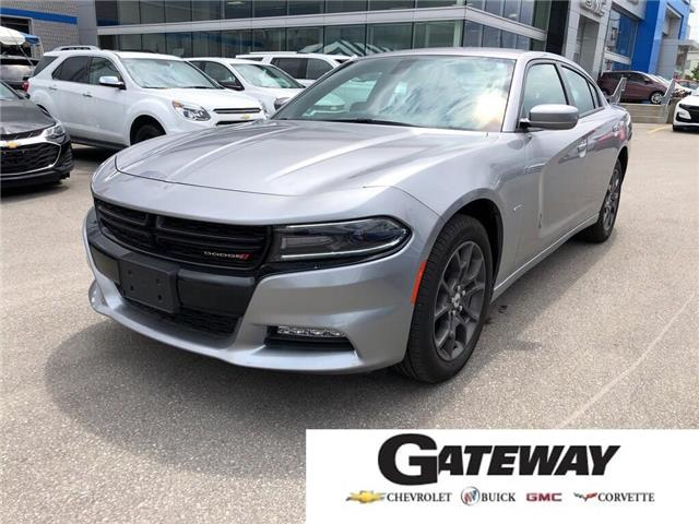 2018 Dodge Charger GT|Navigation|Backup Camera|8.4 Touchscreen| (Stk: 257881) in BRAMPTON - Image 1 of 19
