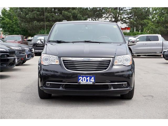 2014 Chrysler Town & Country LIMITED| DUAL DVD| POWER FOLDING 3RD ROW (Stk: K661A) in Burlington - Image 2 of 50