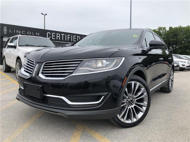 2016 Lincoln MKX Reserve (Stk: NT19683A) in Barrie - Image 1 of 29
