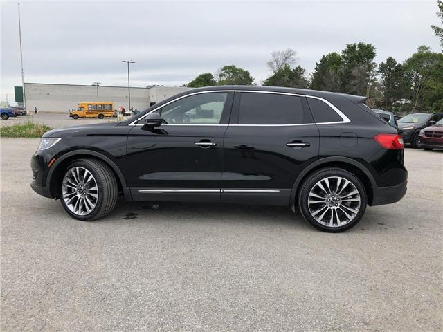 2016 Lincoln MKX Reserve (Stk: NT19683A) in Barrie - Image 2 of 29