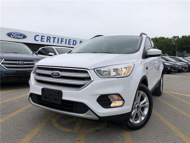 2018 Ford Escape SE (Stk: P8801) in Barrie - Image 1 of 24