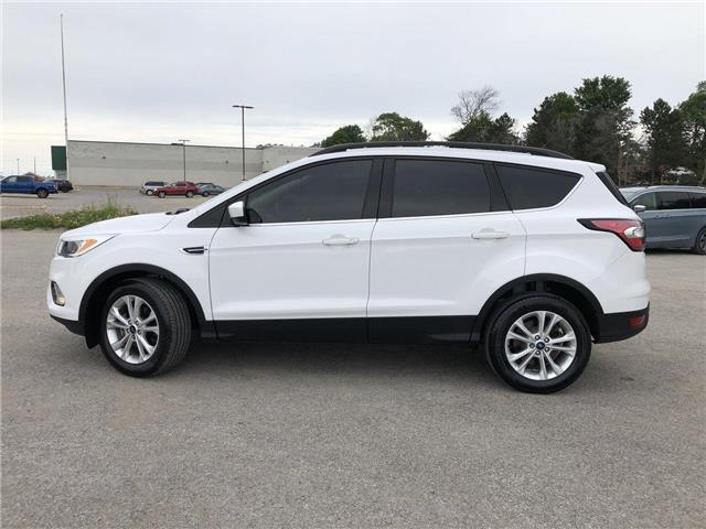 2018 Ford Escape SE (Stk: P8801) in Barrie - Image 2 of 24