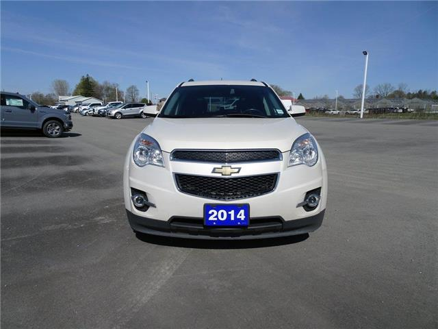 2014 Chevrolet Equinox 2LT | AWD | LEATHER| SUNROOF | PWR LIFTGATE | (Stk: DR77A) in Brantford - Image 2 of 40
