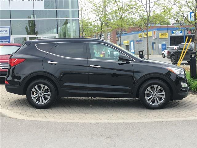 2016 Hyundai Santa Fe Sport 2.0T Premium (Stk: H3968) in Toronto - Image 2 of 30