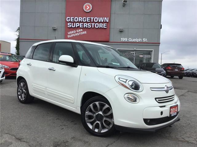 2014 Fiat 500L Sport | MANUAL | PANO ROOF | USB/AUX | B/T | (Stk: P12168) in Georgetown - Image 2 of 27