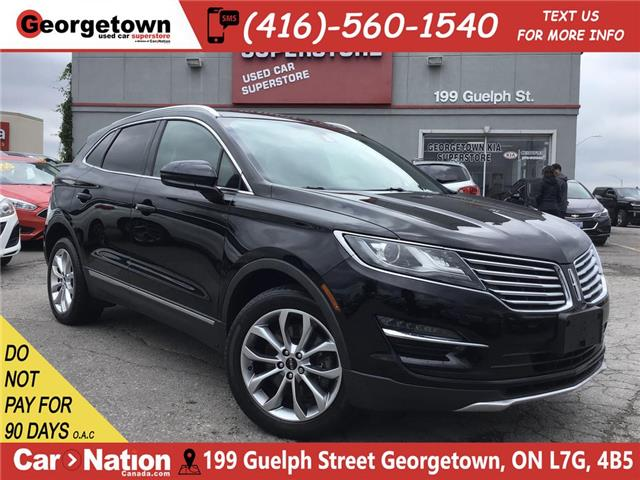 2016 Lincoln MKC Select|AWD|PUSH-START|LTHR|PANO ROOF|NAV|B/UP CAM| (Stk: P12254) in Georgetown - Image 1 of 32
