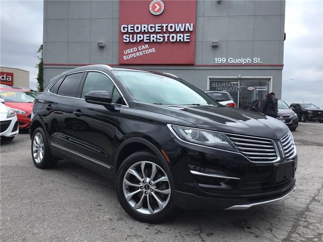 2016 Lincoln MKC Select|AWD|PUSH-START|LTHR|PANO ROOF|NAV|B/UP CAM| (Stk: P12254) in Georgetown - Image 2 of 32