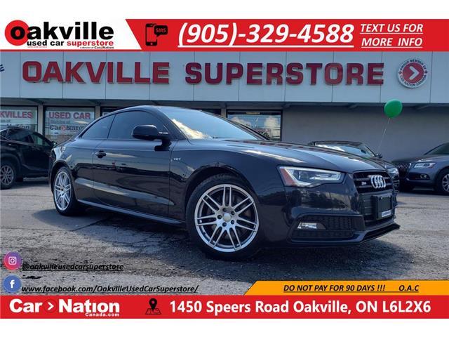 2014 Audi S5 3.0 TECHNIK | CARBON | NAVI | B/U CAM | BLIND SPOT (Stk: P12228) in Oakville - Image 1 of 21