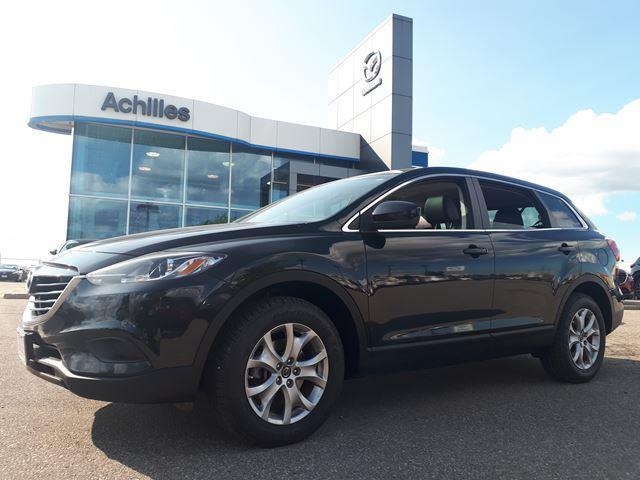 2015 Mazda CX-9 GS (Stk: K970A) in Milton - Image 1 of 12