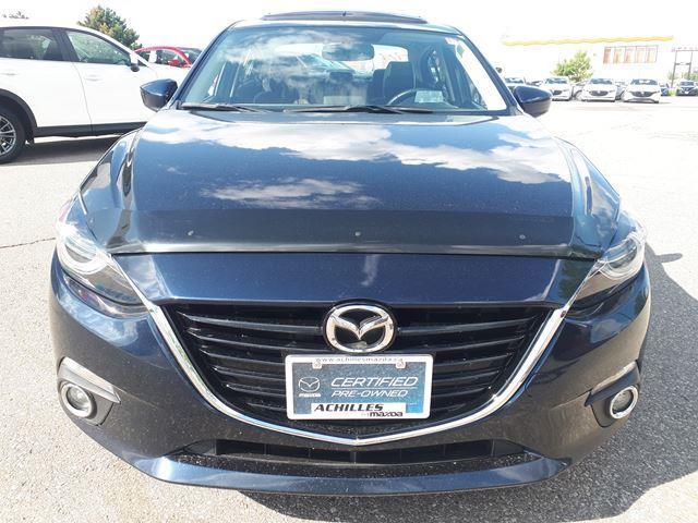 2015 Mazda Mazda3 GT (Stk: GG981A) in Milton - Image 2 of 12