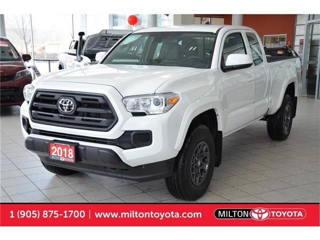 2018 Toyota Tacoma SR+ (Stk: 115767D) in Milton - Image 1 of 34