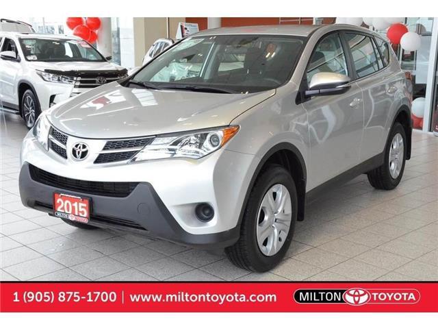 2015 Toyota RAV4  (Stk: 169127) in Milton - Image 1 of 38