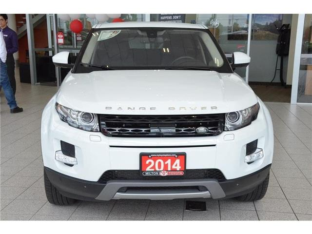 2014 Land Rover Range Rover Evoque Prestige (Stk: 897785) in Milton - Image 2 of 38