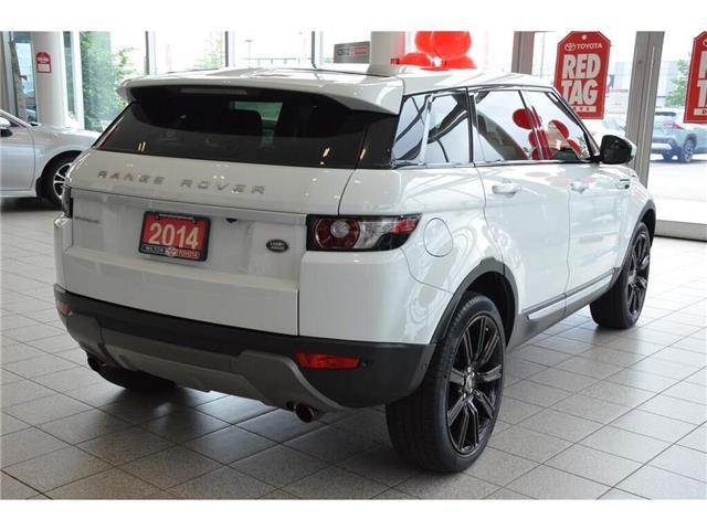 2014 Land Rover Range Rover Evoque Prestige PRESTIGE|AWD