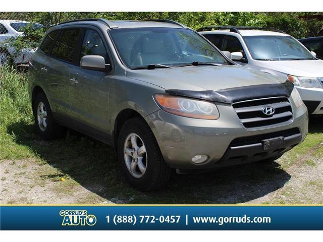 2008 Hyundai Santa Fe  (Stk: 169397) in Milton - Image 1 of 10