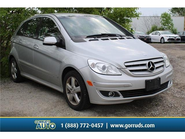 2007 Mercedes-Benz B-Class Base (Stk: WDDFH3) in Milton - Image 1 of 10