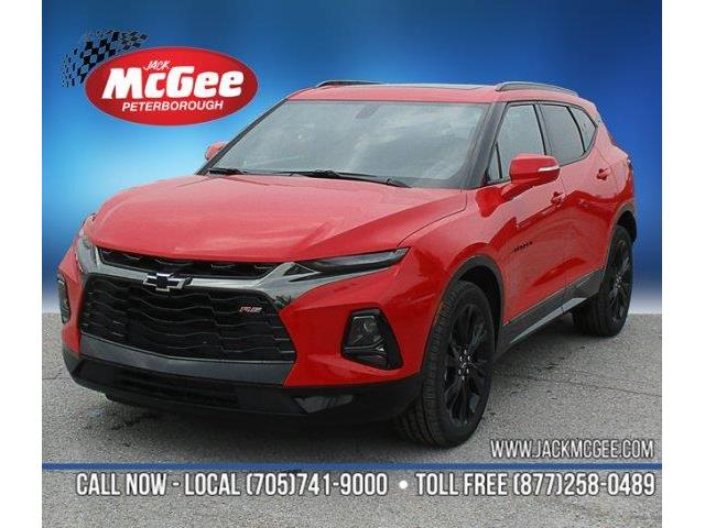 2019 Chevrolet Blazer RS (Stk: 19626) in Peterborough - Image 1 of 3
