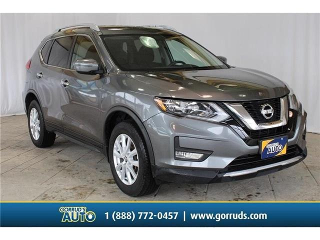 2017 Nissan Rogue  (Stk: 805542) in Milton - Image 1 of 43