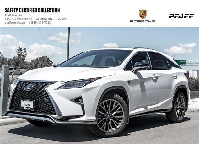 2017 Lexus RX350 8A (Stk: U8012) in Vaughan - Image 1 of 22
