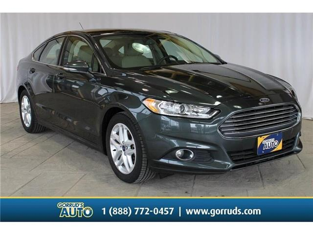 2016 Ford Fusion SE (Stk: 100037) in Milton - Image 1 of 40