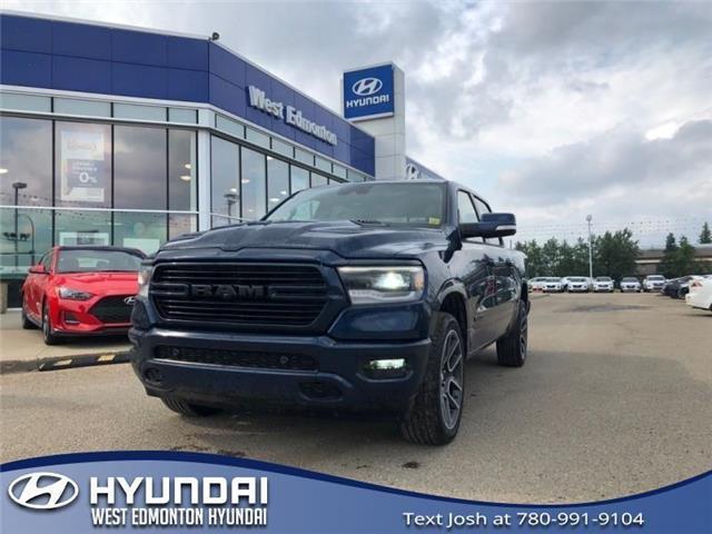 2019 RAM 1500 Sport (Stk: E4496) in Edmonton - Image 1 of 26
