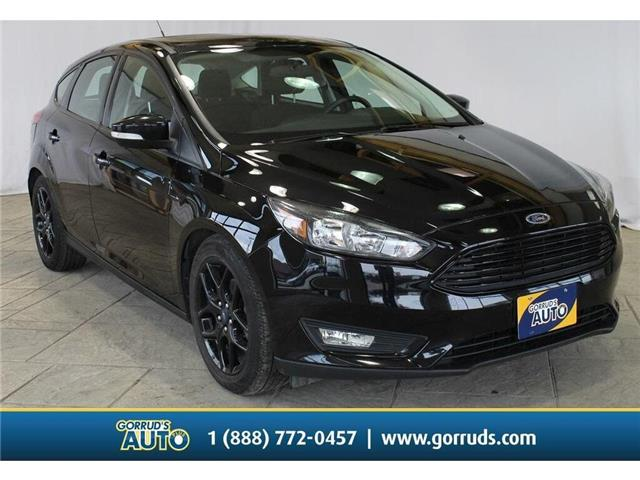 2017 Ford Focus SEL (Stk: 255686) in Milton - Image 1 of 40