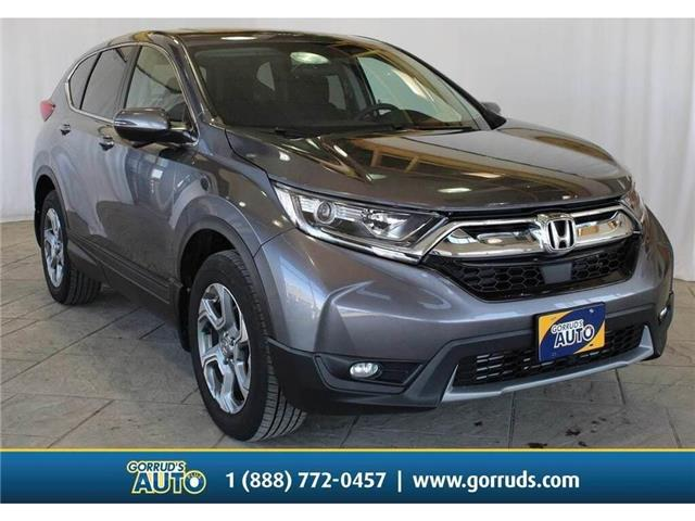 2018 Honda CR-V EX (Stk: 134663) in Milton - Image 1 of 43