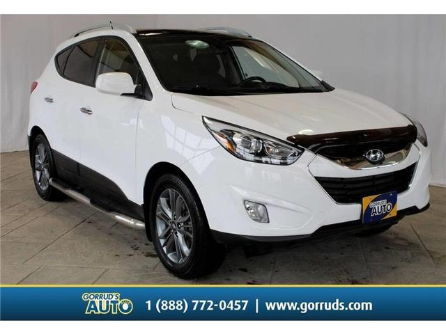 2015 Hyundai Tucson GLS (Stk: 078846) in Milton - Image 1 of 42