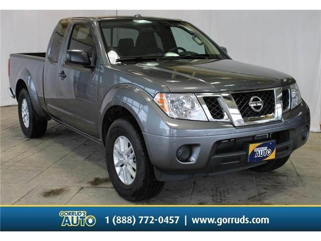 2017 Nissan Frontier SV (Stk: 732450) in Milton - Image 1 of 38