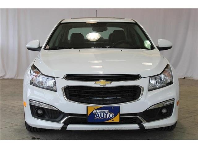 2016 Chevrolet Cruze Limited LTZ (Stk: 107172) in Milton - Image 2 of 41