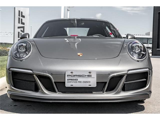 2019 Porsche 911 Carrera 4 GTS Coupe (Stk: U7984) in Vaughan - Image 2 of 22