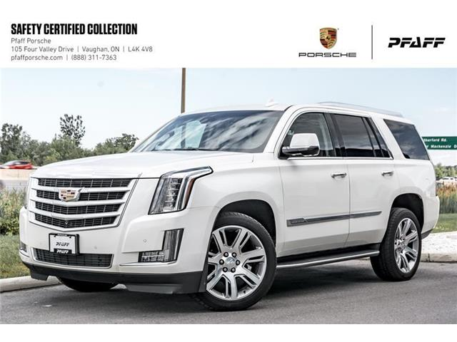 2015 Cadillac Escalade Luxury (Stk: U7985) in Vaughan - Image 1 of 22