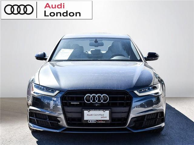2017 Audi A6 3.0T Competition (Stk: 629637) in London - Image 1 of 28