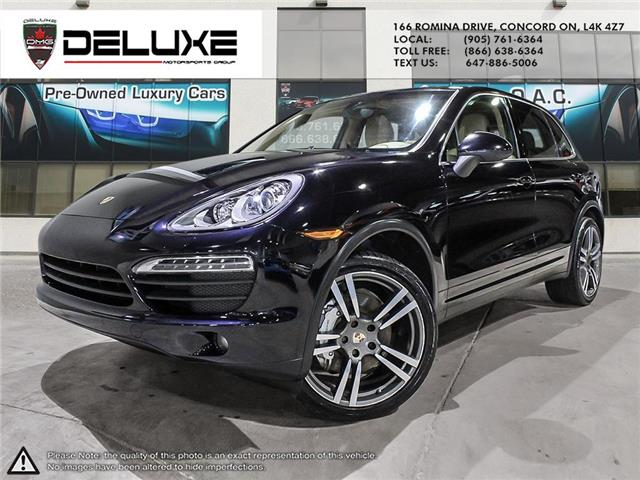 2011 Porsche Cayenne S (Stk: D0595) in Concord - Image 1 of 24