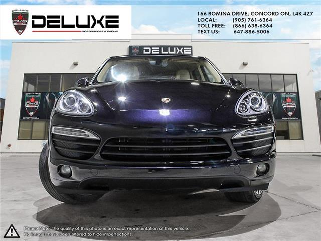 2011 Porsche Cayenne S (Stk: D0595) in Concord - Image 2 of 24