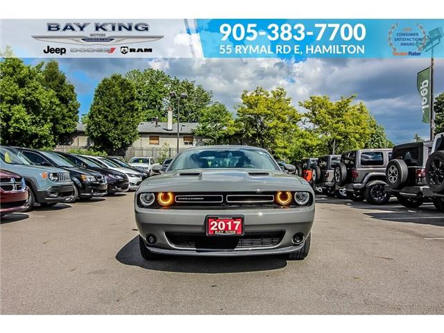 2017 Dodge Challenger SXT (Stk: 197067B) in Hamilton - Image 2 of 20